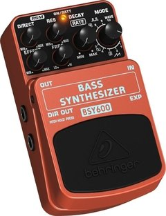 Pedal Behringer BSY600 Bass Synthesizer - PD0684 na internet