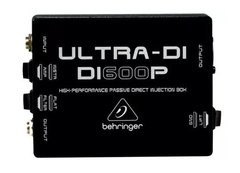 Direct Box Behringer Ultra -DI600P - AC0025