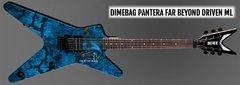 Guitarra Dean Dimebag Far Beyound Driven ML - GT0211