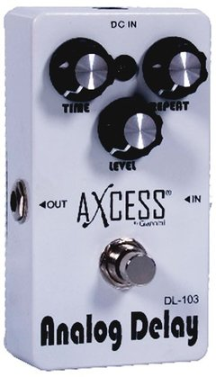 Pedal Axcess Giannini DL-103 Analog Delay - PD0318