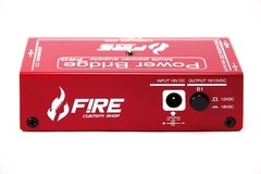 Fonte Fire Power Bridge Pro Vermelha  - FT0014 na internet