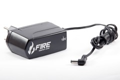 Fonte Fire Power Bridge Pro Vermelha  - FT0014 - PH MUSIC STORE