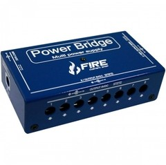 Fonte Fire Power Bridge 9V Azul - FT0021 - comprar online