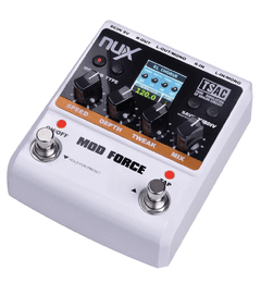 Pedal Nux - Mod Force - Multi Modulation Effects - PD0737 - comprar online