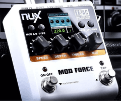 Pedal Nux - Mod Force - Multi Modulation Effects - PD0737 na internet