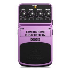 Peda Behringer OD300 Overdrive Distortion - PD0327