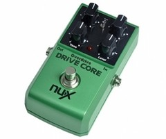 Pedal NUX - Drive Core Booster e Overdrive - PD0693 - comprar online