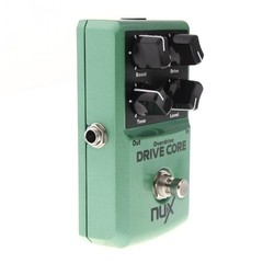Pedal NUX - Drive Core Booster e Overdrive - PD0693 na internet