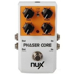Pedal NUX - Phaser Core - PD0761