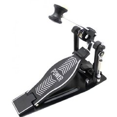 Pedal de Bumbo Simples Turbo Music POWERPP - PD1133