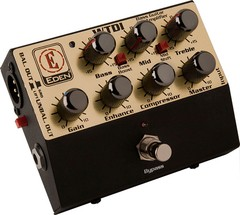 Pedal Eden WTDI Compressor, EQ, Direct Box/Preamp - PD0961 - comprar online