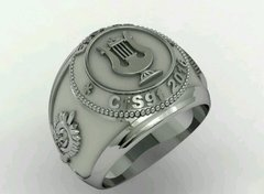 Music Ring of the School of Silver Logistics sergeants - online store