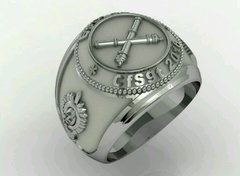 Belico Material Ring of the School of Silver Logistics sergeants - online store