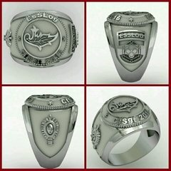 Intendence Ring of the School of Silver Logistica sergeants