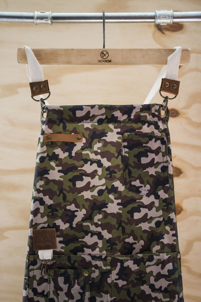 Worker impermeable camuflado - Gastronomic