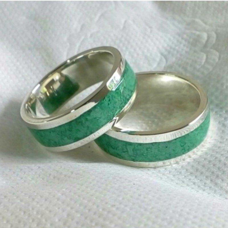 1. O que é um anel de compromisso?
