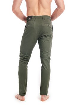 PANTALON NARCISO VERDE-COLLECTION SS 2019 - comprar online