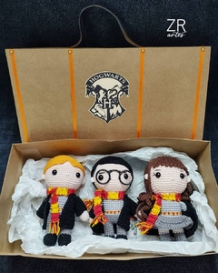 Caixa Maleta Harry Potter