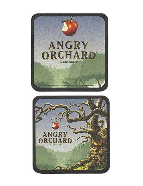 BOLACHA CERVEJA ANGRY ORCHARD HARD CIDER
