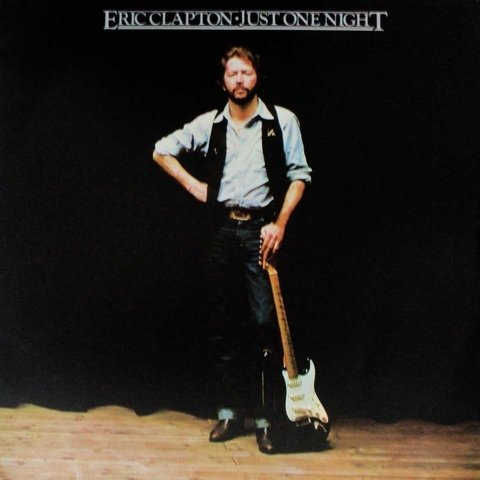 LONG PLAY ERIC CLAPTON JUST ONE NIGHT 1985 DUPLO GRAV RSO / POLYGRAM DISCOS