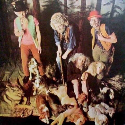 LONG PLAY JETHRO TULL THIS WAS 1968 ORIGINAL GRAV CHRYSALIS RECORDS