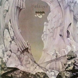 LONG PLAY YES RELAYER 1975 EDIÇÃO ORIGINAL GRAV ATLANTIC RECORDS