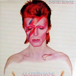 LONG PLAY DAVID BOWIE ALADDIN SANE 1990  EDIÇÃO REMASTER GRAV EMI RECORDS