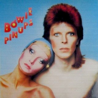 LONG PLAY DAVID BOWIE PINUPS 1990  EDIÇÃO REMASTER GRAV EMI RECORDS