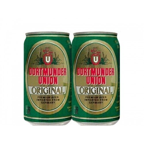 LATA DORTMUNDER UNION ORIGINAL 330 ML GERMANY - comprar online