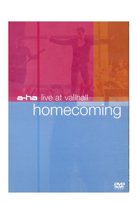 DVD A-HA LIVE AT VALLHALL 2002 175 MIN NTSC ORIGINAL GRAV WARNER MUSIC BRAZIL