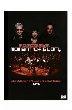 DVD SCORPIONS MOMENT OF GLORY 2000 ORIGINAL GRAV EAGLE ST2 VIDEO BRAZIL