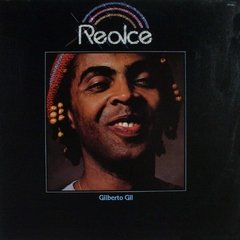 LONG PLAY GILBERTO GIL REALCE 1988 ORIGINAL GRAV WEA DISCOS