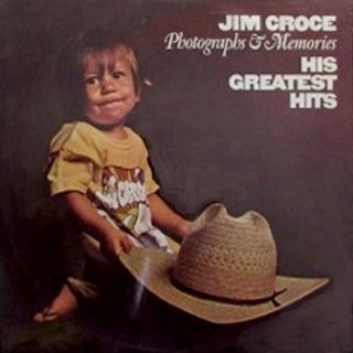 LONG PLAY JIM CROCE HIS GREATEST HITS 1978 GRAV TOP TAPE RECORDS