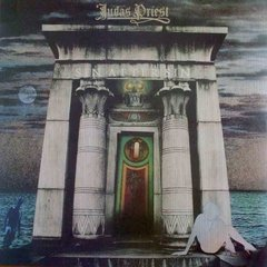 LONG PLAY JUDAS PRIEST SIN AFTER SIN 1977 GRAV WOODSTOCK / CBS DISCOS