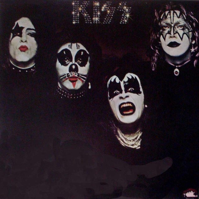 LONG PLAY KISS #1 1974 ORIGINAL GRAV CASABLANCA RECORDS