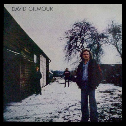 LONG PLAY DAVID GILMOUR #1 1978 GRAV CBS DISCOS