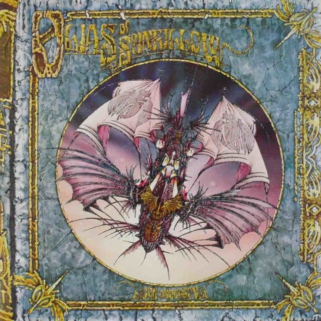 LONG PLAY JON ANDERSON OLIAS OF SUNHILLOW 1976 ORIGINAL GRAV ATLANTIC RECORDS