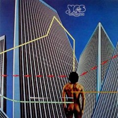 LONG PLAY YES GOING FOR THE ONE 1977 ORIGINAL GRAV  ATLANTIC RECORDS