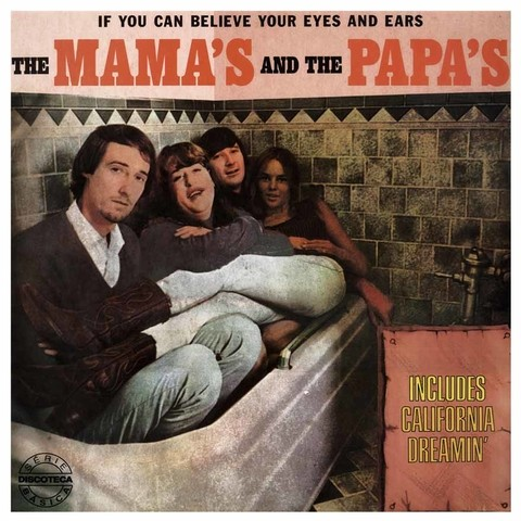 LONG PLAY THE MAMA'S AND THE PAPA'S IF YOU CAN BELIEVE 1966 GRAV MCA RECORDS