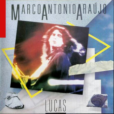 LONG PLAY MARCO ANTONIO ARAÚJO LUCAS 1992 GRAV STRAWBERRY FIELDS PROD