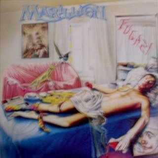 LONG PLAY MARILLION FUGAZI 1984 GRAV EMI RECORDS