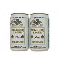 LATA MELCHERS LAGER BEER 330 ML ALUMÍNIO HOLLAND - comprar online