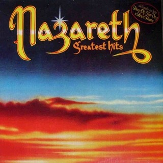 LONG PLAY NAZARETH GREATEST HITS 1976 GRAV VERTIGO RECORDS