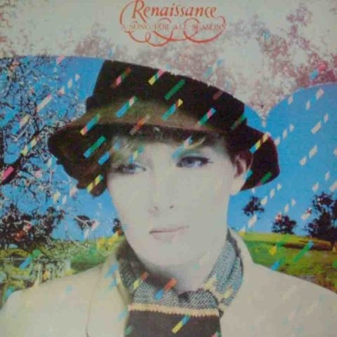 LONG PLAY RENAISSANCE SONG FOR ALL SEASONS 1978 ORIGINAL GRAV WARNER BROS RECORDS
