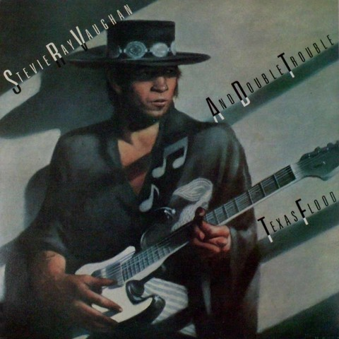 LONG PLAY STEVIE RAY VAUGHAN TEXAS FLOOD 1983 GRAV MUSEU / EPIC RECORDS