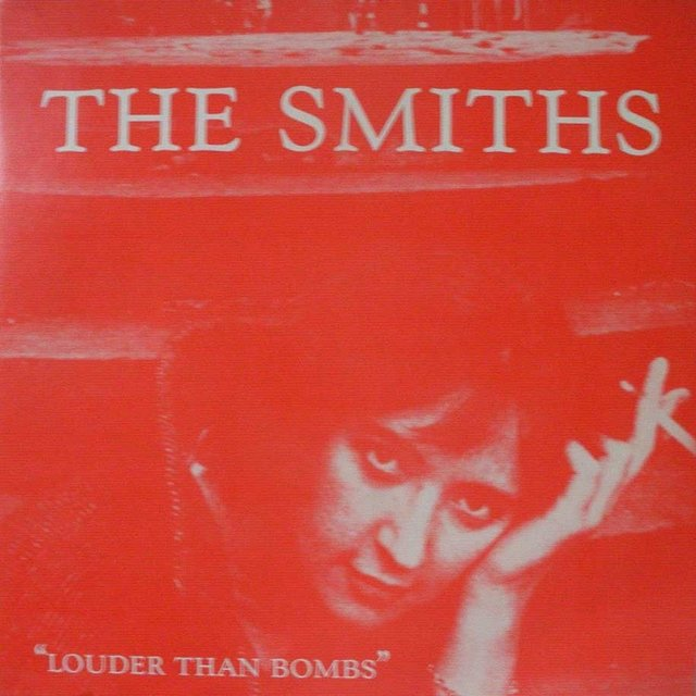 LONG PLAY THE SMITHS LOUDER THAN BOMBS 1989 GRAV STILETTO RECORDS