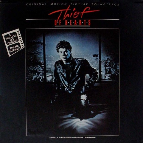 LONG PLAY TEMA DE FILME ORIGINAL THIEF OF HEARTS 1985 GRAV CASABLANCA RECORDS