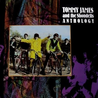 LONG PLAY TOMMY JAMES AND THE SHONDELLS ANTHOLOGY 1989 DUPLO GRAV RHINO RECORDS USA