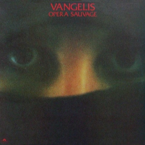 LONG PLAY VANGELIS OPERA SAUVAGE 1987 GRAV POLYDOR RECORDS