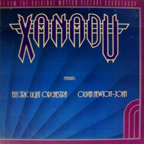 LONG PLAY TEMA DE FILME ORIGINAL XANADU 1980 GRAV EPIC RECORDS